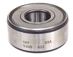 high temperature  SKF 5305-A-2Z DOUBLE ROW SHIELDED BALL BEARING 5305A2Z