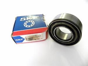 high temperature  IN BOX SKF ANGULAR CONTACT BALL BEARING 30MM X 62MM X 24MM MODEL 5206 E/C3