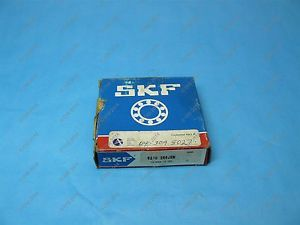 high temperature SKF 6210-2RSJEM Deep Groove Ball Bearing 50 X 90 X 20 mm 2 Seals NIB