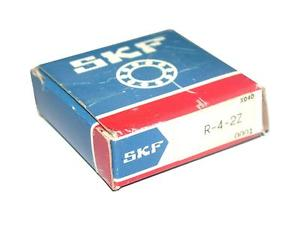 high temperature BRAND  IN BOX SKF BALL BEARING 1/4IN ID 5/8IN OD R-4-2Z (2 AVAILABLE)