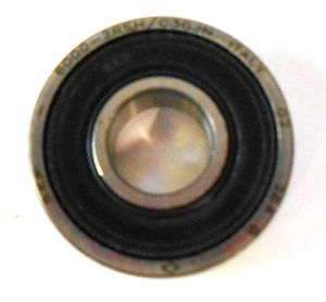 high temperature SKF BALL BEARING, 6000-2RSH/C3GJN,  10 X 26 X 8 MM