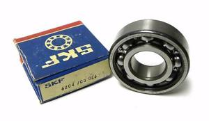 high temperature  SKF 6204 / C3 SHIELDED BALL BEARING 20 MM X 47 MM X 14 MM