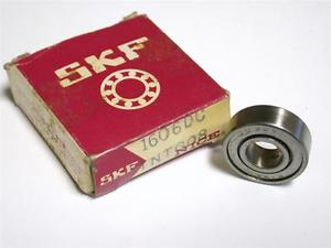 high temperature BRAND  IN BOX SKF BALL BEARING 9MM X 23MM X 8MM 1606DC TNTG08